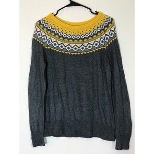 Target Merona Fall Sweater